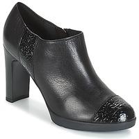 Buty Damskie Low boots Geox D ANNYA HIGH Czarny