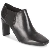 Buty Damskie Low boots Geox D VIVYANNE HIGH Czarny