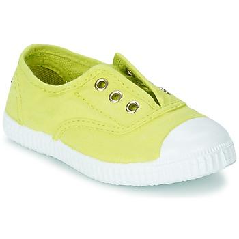 Buty Dziewczynka Trampki niskie Chipie JOSEPE żółty
