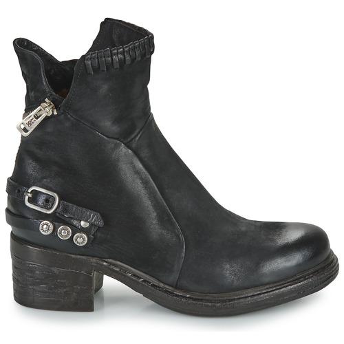 NOVA 17  Airstep / A.S.98  buty za kostkę  damskie  czarny