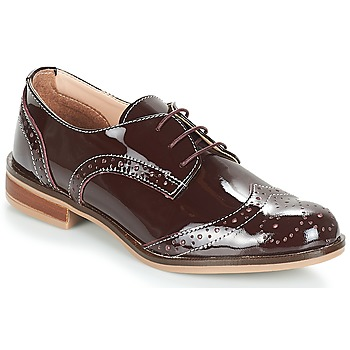 Buty Damskie Derby André PLYMOUTH Bordeaux