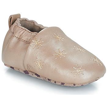 Buty Dziewczynka Kapcie niemowlęce André STRELLA Beżowy