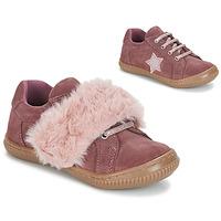 Buty Dziewczynka Derby André RUBAN Różowy