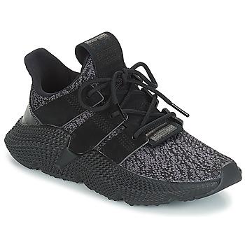 Buty Dziecko Trampki niskie adidas Originals PROPHERE J Czarny