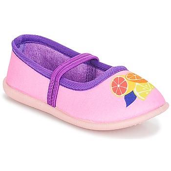 Buty Dziewczynka Baleriny André CITRONNADE Różowy