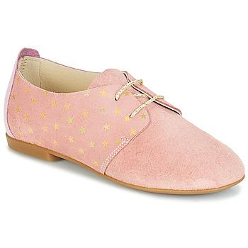 Buty Dziewczynka Derby André CELESTINE Różowy