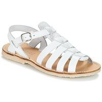 Buty Dziewczynka Sandały André CANDIE Biały