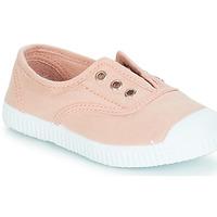 Buty Dziewczynka Tenisówki André LES VACANCES Różowy