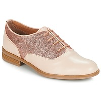 Buty Damskie Derby André CHARLY Nude