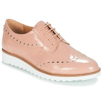 Buty Damskie Derby André AMBROISE Nude