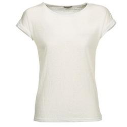 tekstylia Damskie T-shirty z krótkim rękawem Best Mountain SOLI Szary