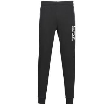 tekstylia Męskie Spodnie dresowe Emporio Armani EA7 TRAIN TRITONAL M PANTS CH BR Czarny / Szary
