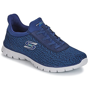Buty Damskie Fitness / Training Skechers EZ FLEX 3.0 Nvy
