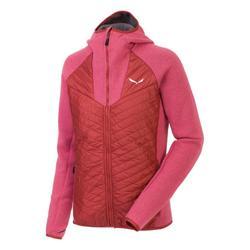 tekstylia Damskie Polary Salewa Bluza  Fanes PL/TW W Jacket 25984-6336 różowy