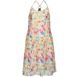tekstylia Damskie Sukienki krótkie See U Soon CAROLINE Wielokolorowe