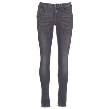 tekstylia Damskie Spodnie z pięcioma kieszeniami Maison Scotch LA BOHEMIENNE Czarny