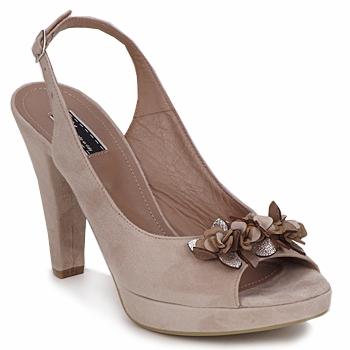 Buty Damskie Sandały Vic CALIPSO DRAL Beżowy