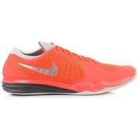 Buty Damskie Trampki niskie Nike Wmns  Dual Fusion Tr4 819021-800 pomarańczowy