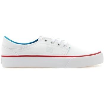 Buty Damskie Trampki niskie DC Shoes DC Trease TX ADJS300078-WUR biały