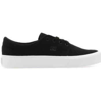 Buty Męskie Trampki niskie DC Shoes DC Trase TX SE ADYS300123-001 czarny
