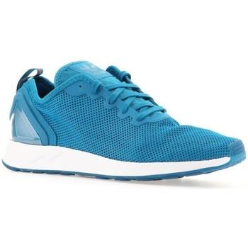 Buty Męskie Trampki niskie adidas Originals Adidas ZX Flux ADV SL S76555 niebieski