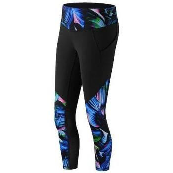 tekstylia Damskie Spodnie dresowe New Balance WP61100LFP Wielokolorowy