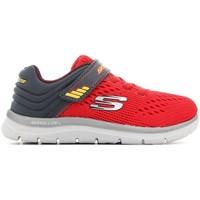 Buty Dziecko Trampki niskie Skechers Skech-Lite-Micro 95054N-RDCC czerwony