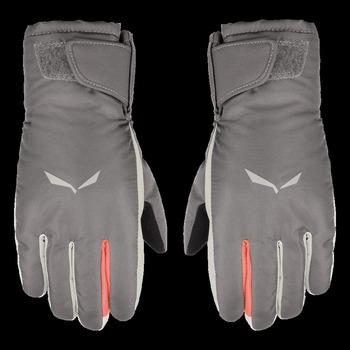 Dodatki Dziecko Rękawiczki Salewa Rękawiczki  Puez PTX K Gloves 26785-0531 szary