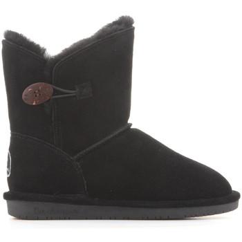 Buty Damskie Śniegowce Bearpaw Buty zimowe  Rosie 1653W-011 Black II