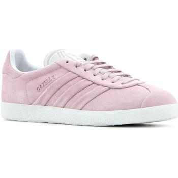 Buty Damskie Trampki niskie adidas Originals Adidas Gazelle Stitch and Turn W BB6708 różowy