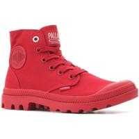 Buty Trampki wysokie Palladium Pampa Hi Mono U 73089-607-M czerwony