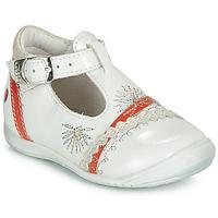 Buty Dziewczynka Baleriny GBB MARINA Perłowy-koralowy