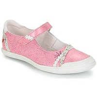 Buty Dziewczynka Trampki niskie GBB MARION Różowo-biały