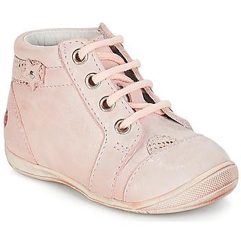 Buty Dziewczynka Trampki niskie GBB PRIMROSE Różowy / Cielisty