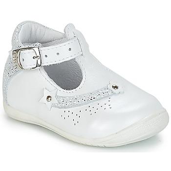 Buty Dziewczynka Trampki niskie GBB PASCALE Biały
