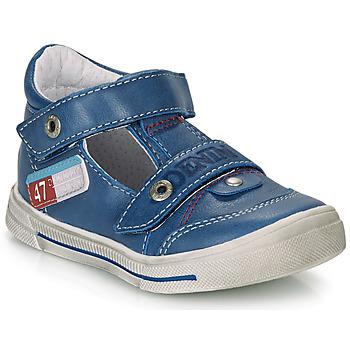 Buty Chłopiec Sandały GBB PEPINO Niebieski