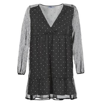 tekstylia Damskie Sukienki krótkie Betty London JASECLU Czarny