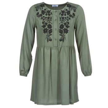 tekstylia Damskie Sukienki krótkie Betty London JARAZA Kaki