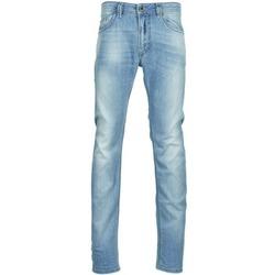 tekstylia Męskie Jeansy slim fit Diesel THAVAR Niebieski / CLAIR
