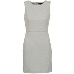 tekstylia Damskie Sukienki krótkie Gant L. JERSEY PIQUE Szary
