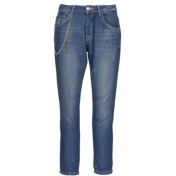 tekstylia Damskie Jeansy straight leg Gaudi AANDALEEB Niebieski / Medium