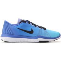 Buty Damskie Fitness / Training Nike Flex Supreme 898472 400 niebieski