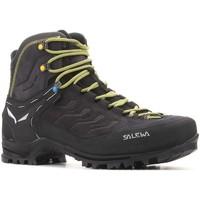 Buty Męskie Trekking Salewa MS Rapace GTX 61332 0960 czarny, żółty