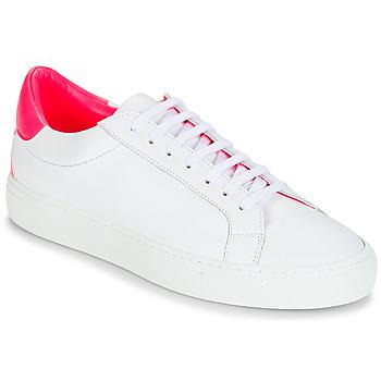 Buty Damskie Trampki niskie KLOM KEEP Biały / Różowy
