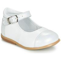 Buty Dziewczynka Baleriny GBB BELISTO Biały