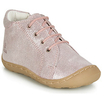 Buty Dziewczynka Trampki wysokie GBB VEDOFA Różowy