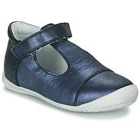 Buty Dziewczynka Baleriny GBB MERCA Niebieski