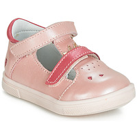 Buty Dziewczynka Trampki wysokie GBB ARAMA Różowy