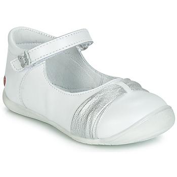 Buty Dziewczynka Baleriny GBB MALLA Biały