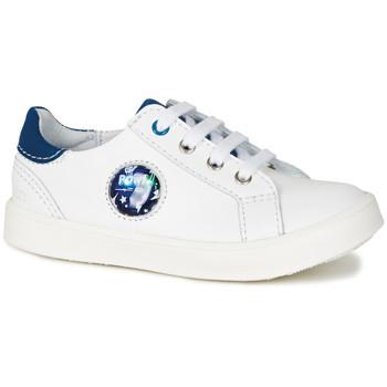 Buty Chłopiec Trampki niskie GBB URSUL Biały-niebieski